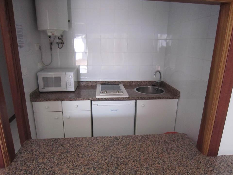 hotel en laredo cocina-apto-1-habitacion
