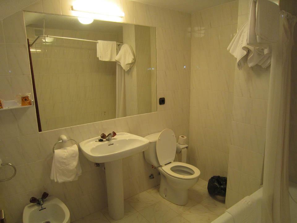 hotel en laredo bao-habitaciones